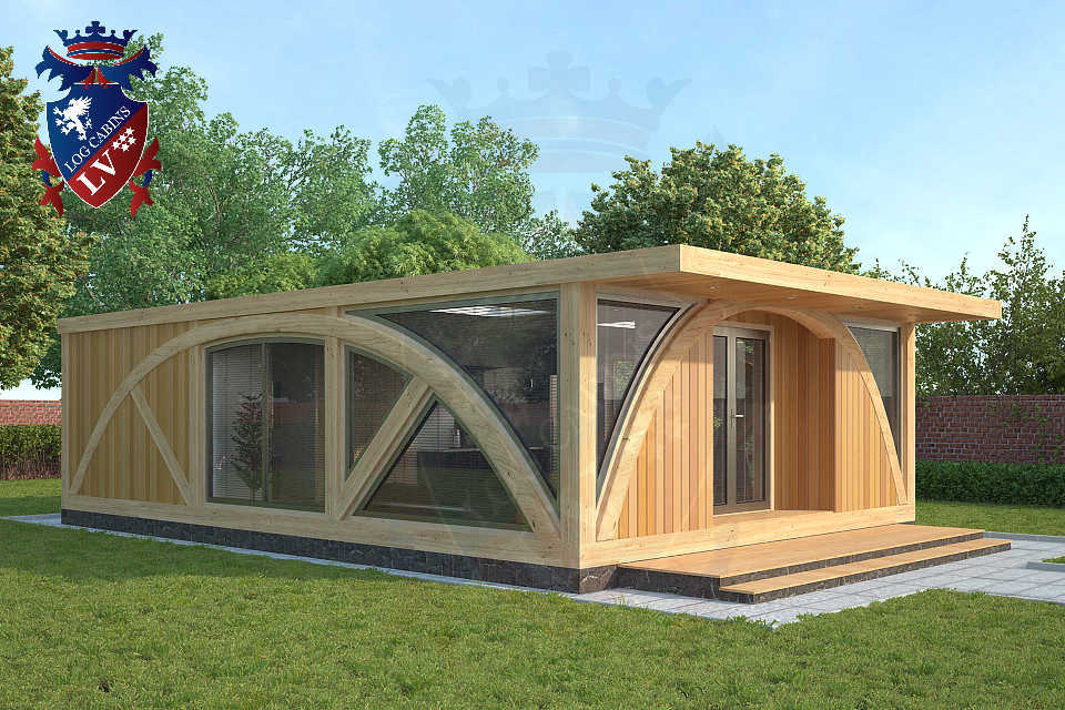 Timber Frame Lodges