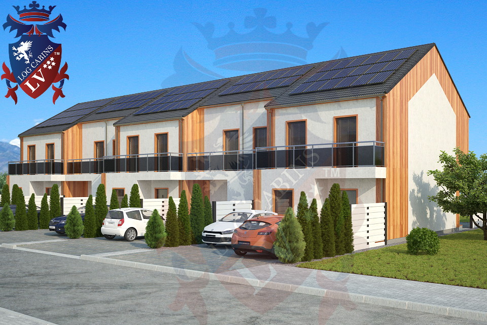 A energy efficient aesthetically pleasing and modern for Modern energy efficient homes
