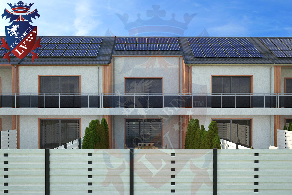 A++ Energy Efficient Homes  08