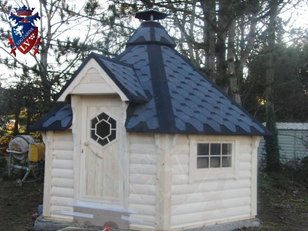 BBQ Cabins-Huts- Kotas- from log cabins.v   59
