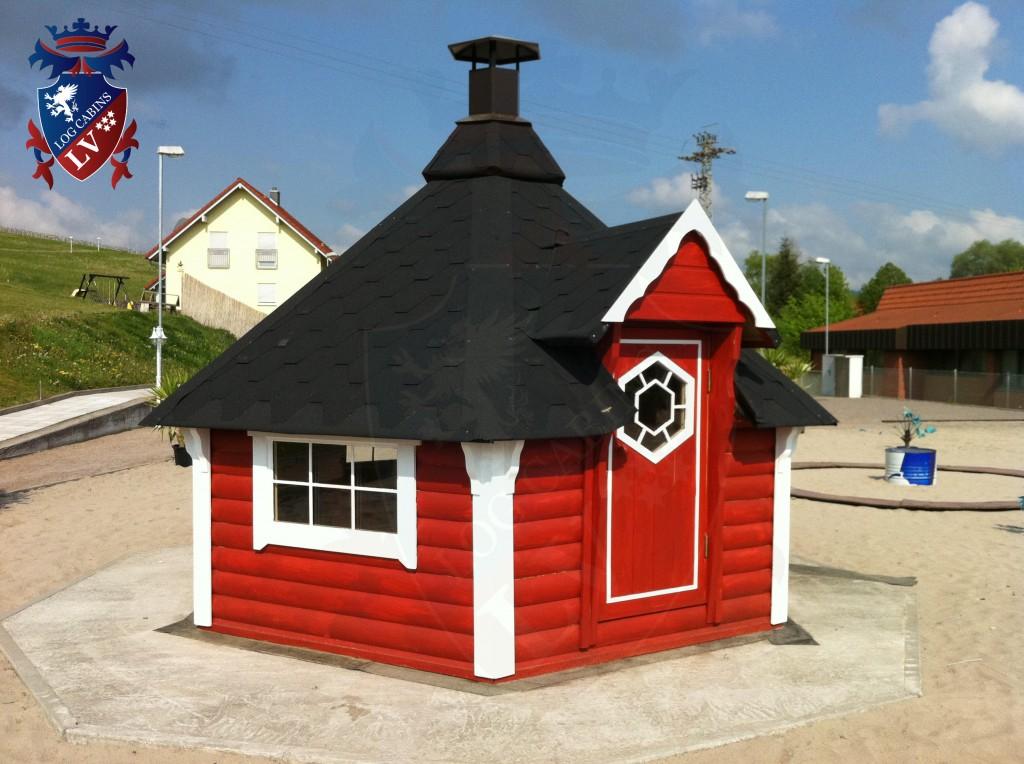BBQ Cabins-Huts- Kotas- from log cabins.v   60