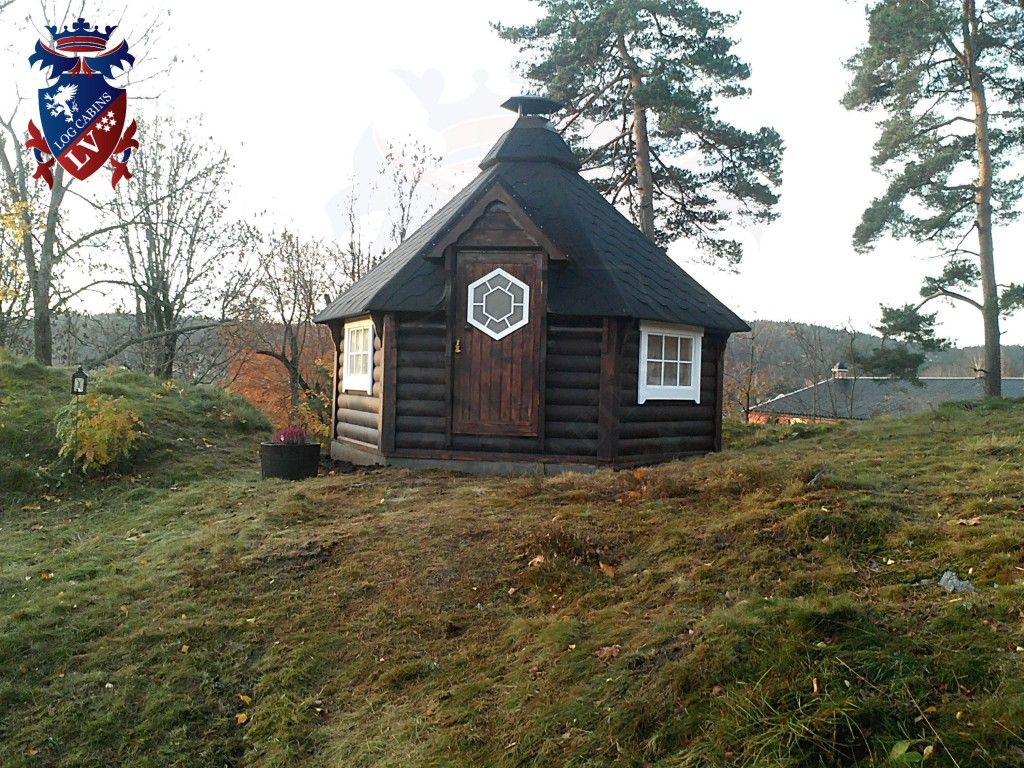 BBQ Cabins-Huts- Kotas- from log cabins.v   62