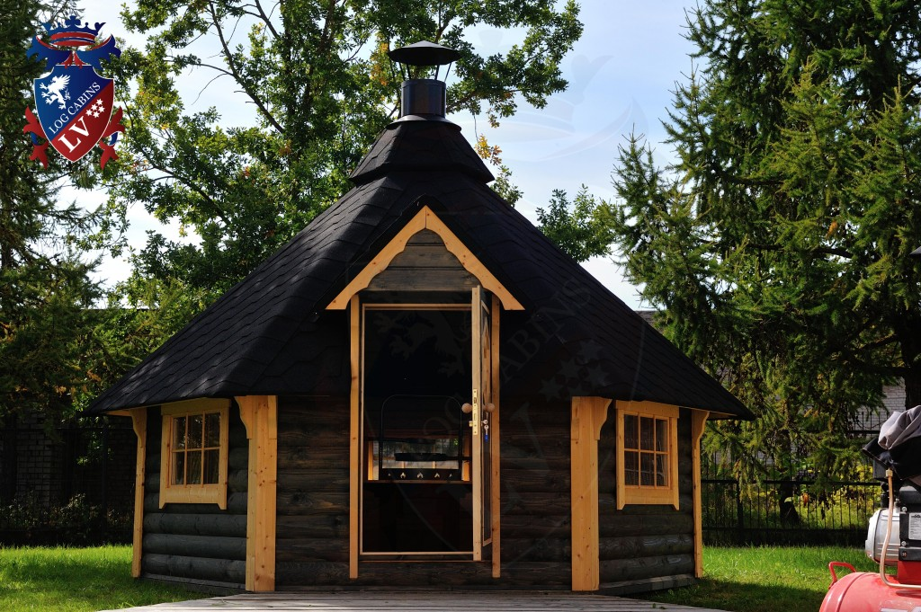 BBQ Cabins-Huts- Kotas- from log cabins.v   67