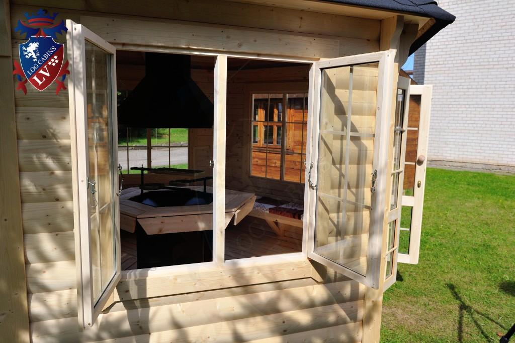BBQ Cabins-Huts- Kotas- from log cabins.v   72