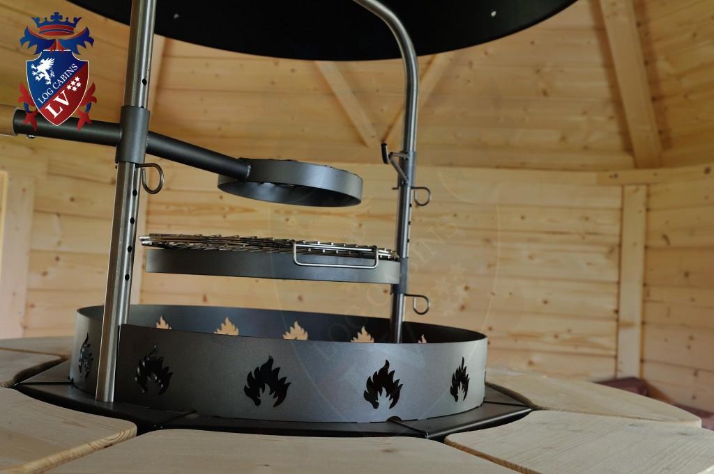 BBQ Cabins-Huts- Kotas- from log cabins.v   73