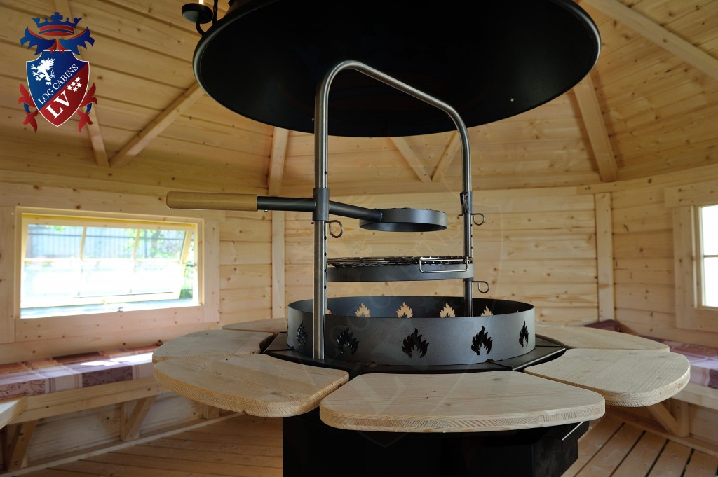 BBQ Cabins-Huts- Kotas- from log cabins.v   74