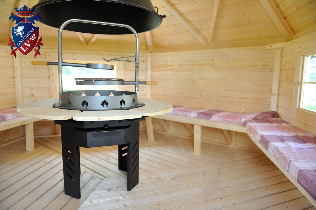 BBQ Cabins-Huts- Kotas- from log cabins.v   75
