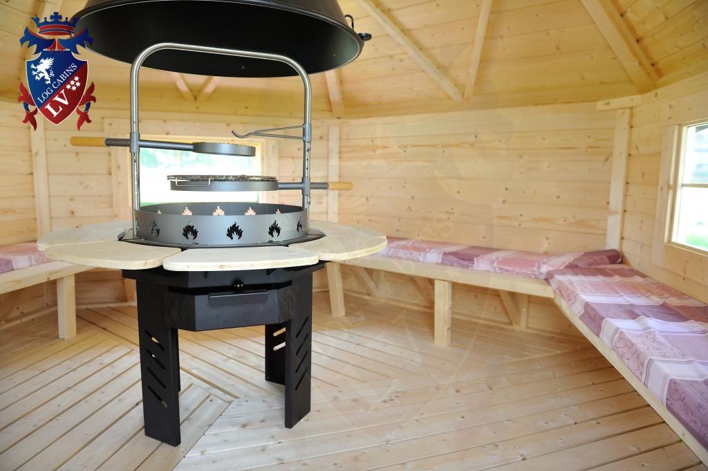 BBQ Cabins-Huts- Kotas- from log cabins.v   75