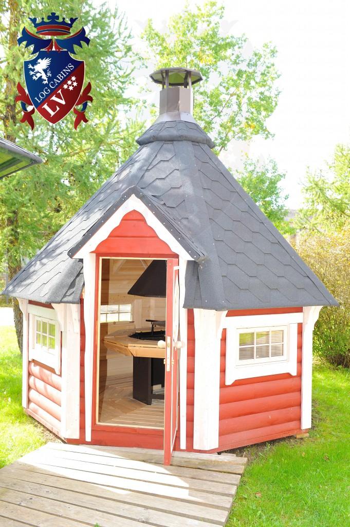 BBQ Cabins-Huts- Kotas- from log cabins.v   77
