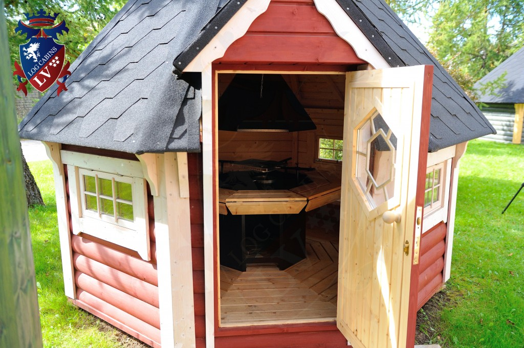 BBQ Cabins-Huts- Kotas- from log cabins.v   78