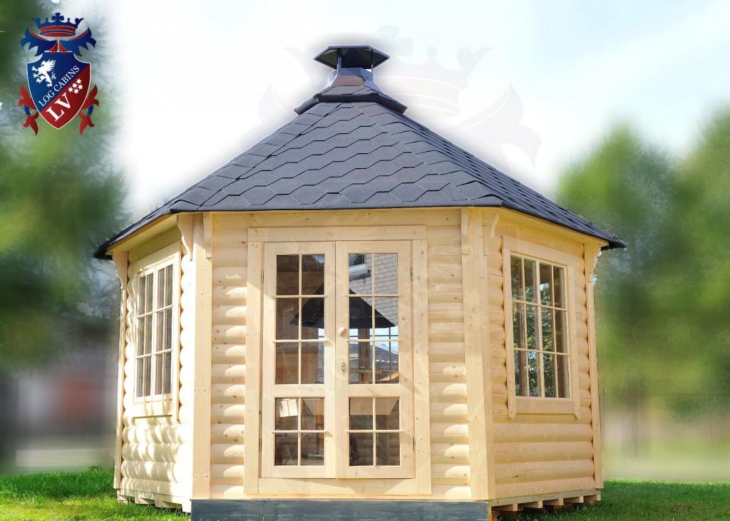 BBQ Cabins-Huts- Kotas- from log cabins.v   80