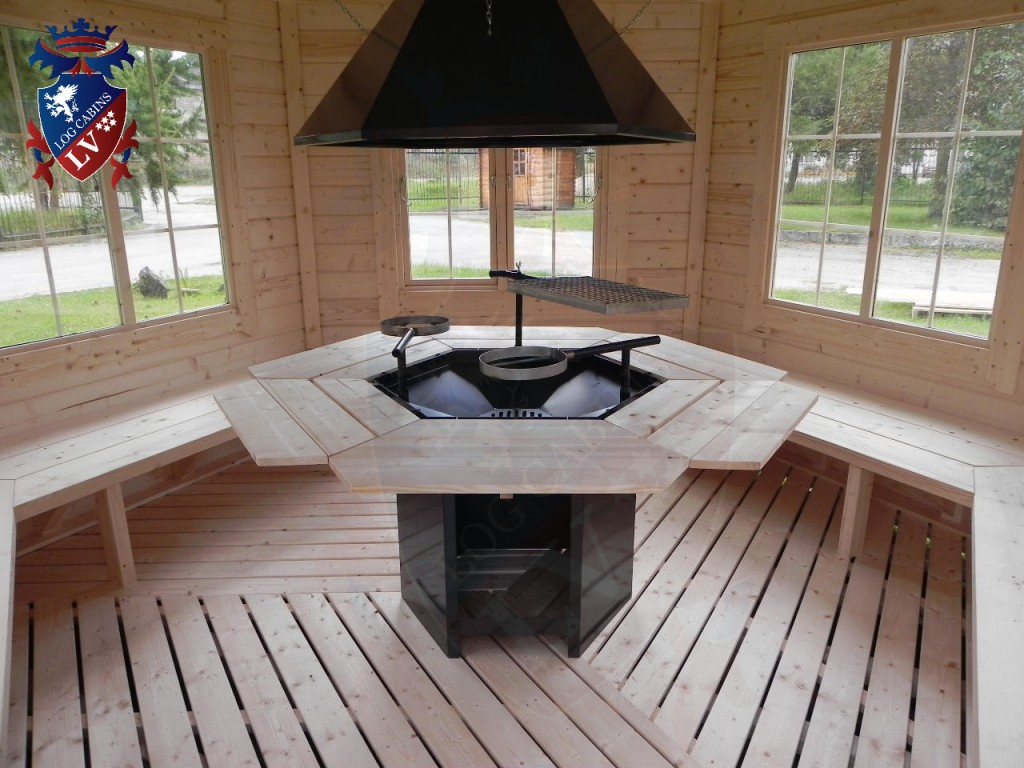 BBQ Cabins-Huts- Kotas- from log cabins.v   83