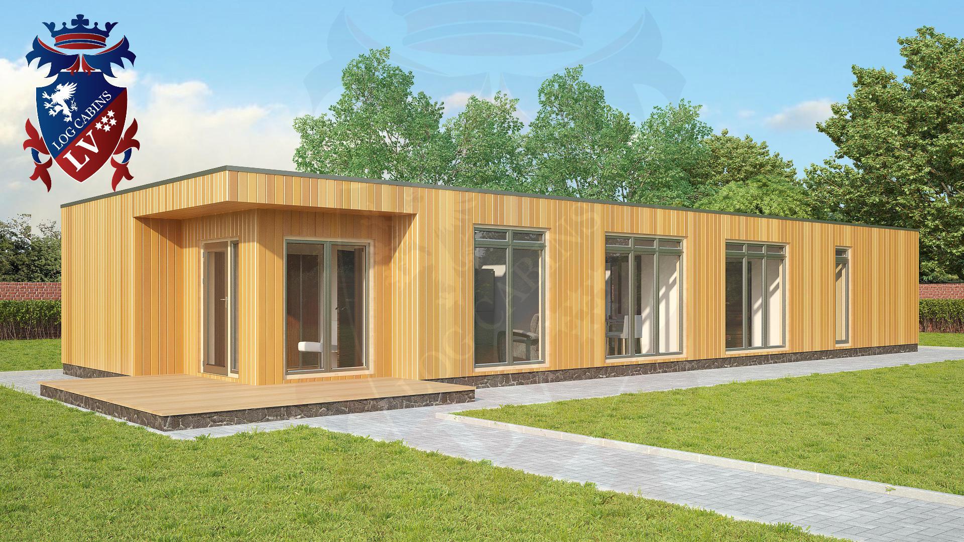 Bespoke log cabins buildings structures log cabins lv blog for Log carports