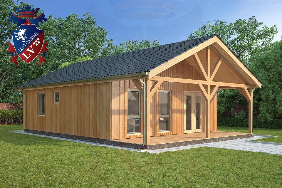 Bespoke Log Cabins - Buildings  LV  13