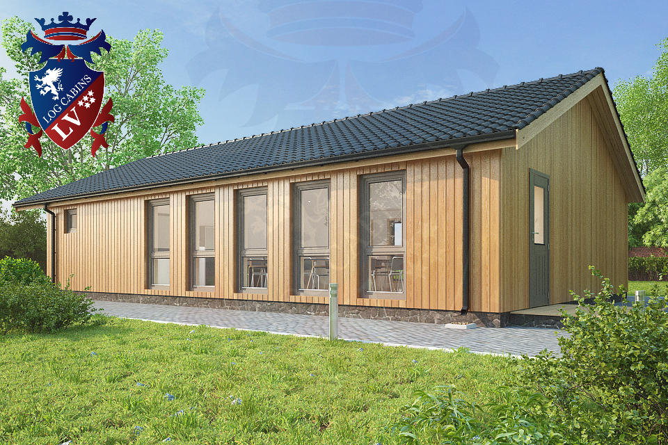 Bespoke Log Cabins - Buildings  LV  14