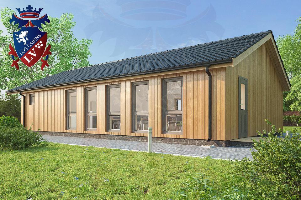 Bespoke Log Cabins - Buildings  LV  14