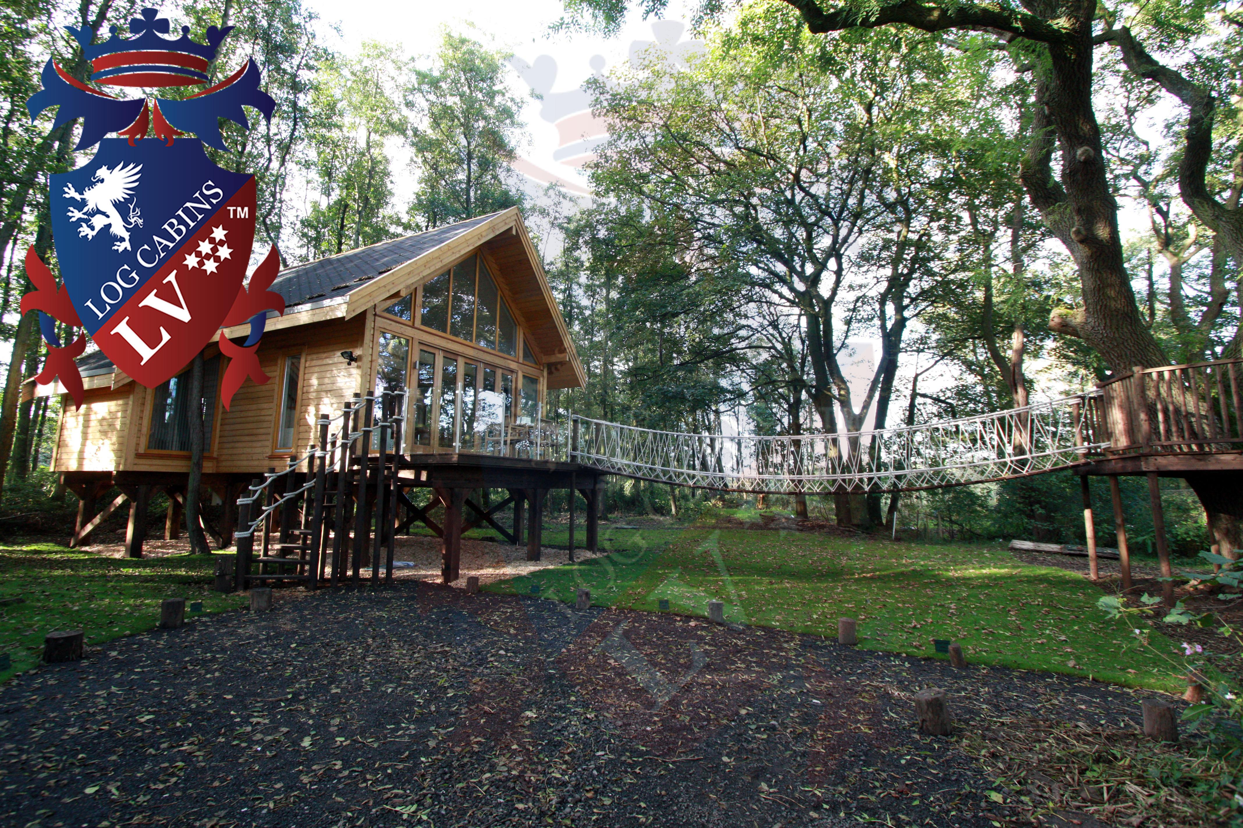 bespoke manufacturing- bespoke log cabins