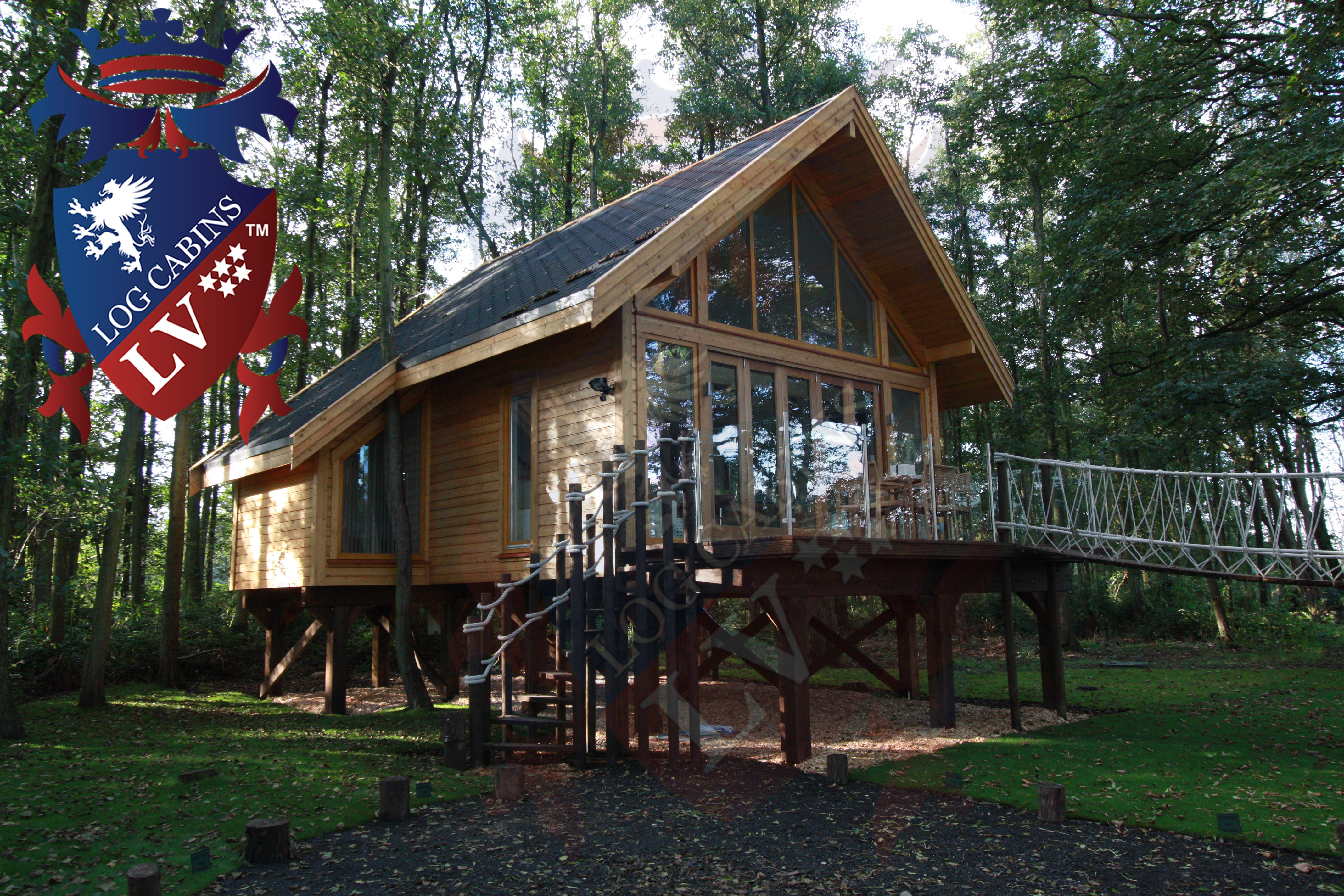 Bespoke Log Cabins and Timber Buildings  2