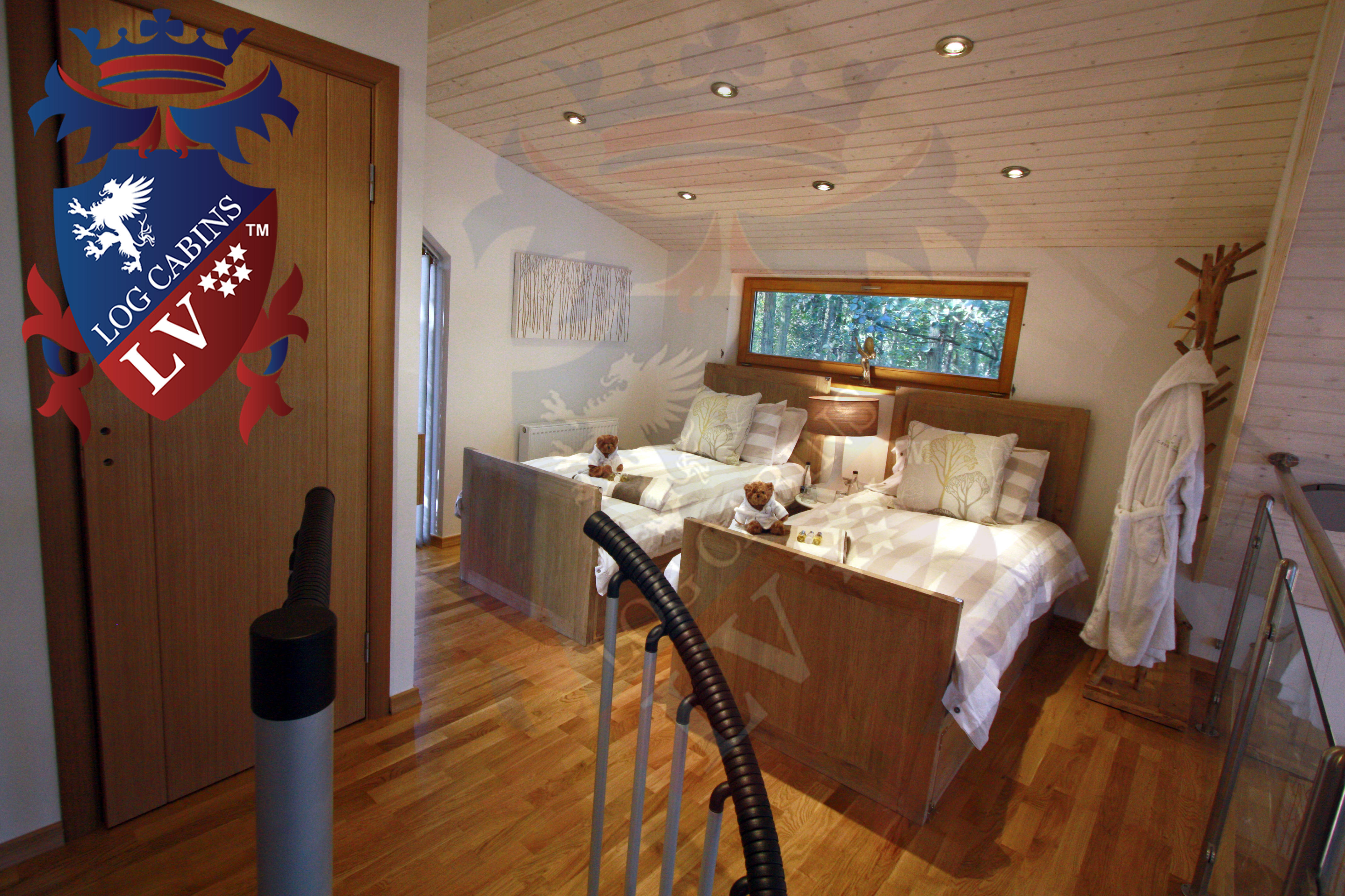 Bespoke Log Cabins and Timber Buildings  4