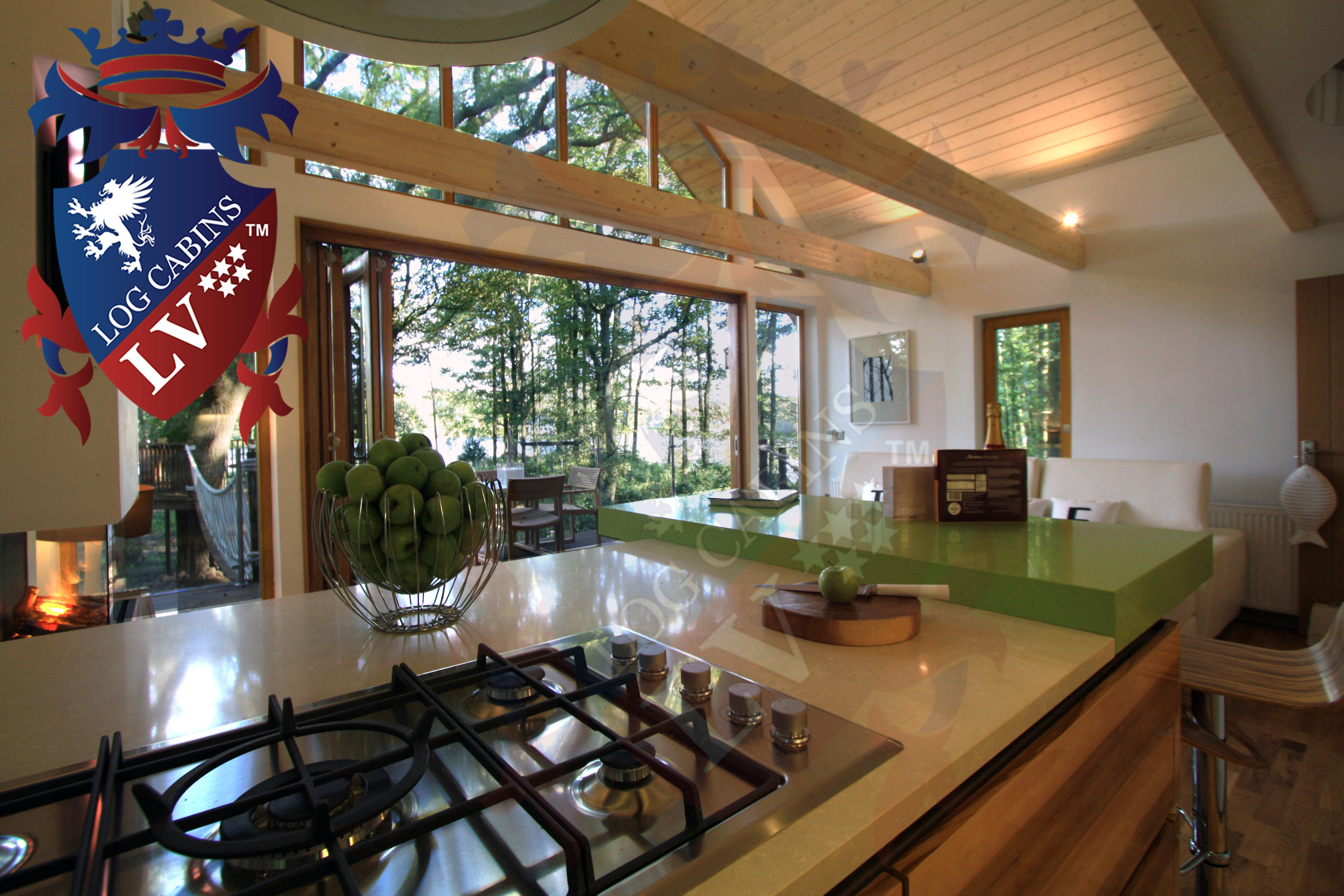 Bespoke Log Cabins and Timber Buildings  5