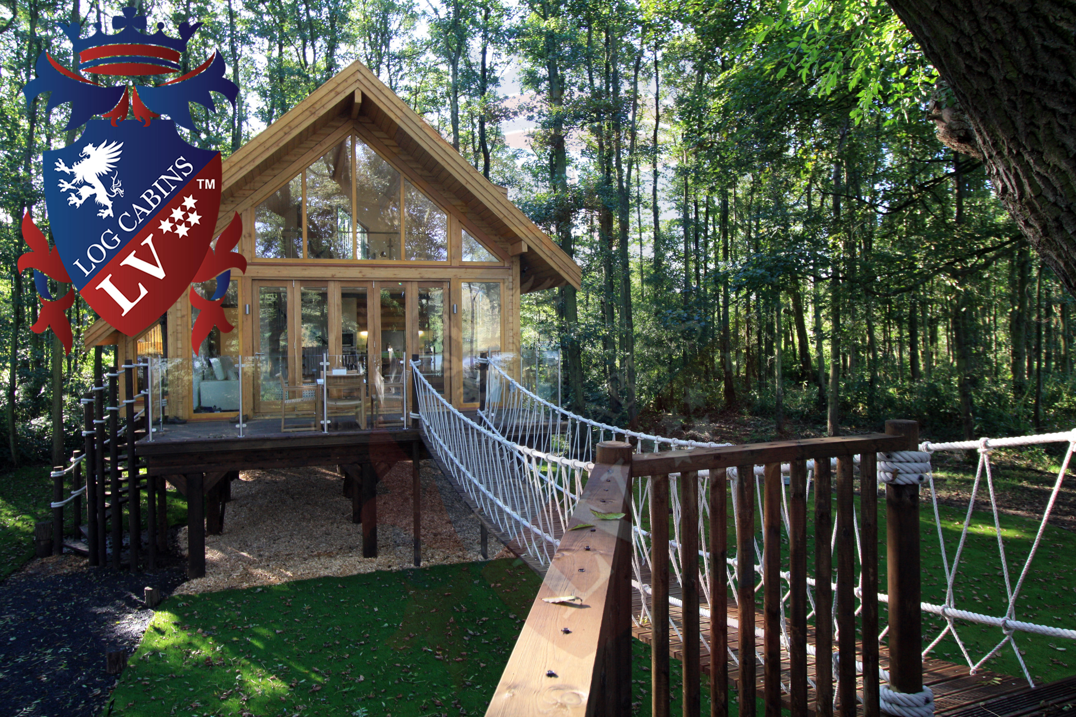 Bespoke Log Cabins and Timber Buildings  7