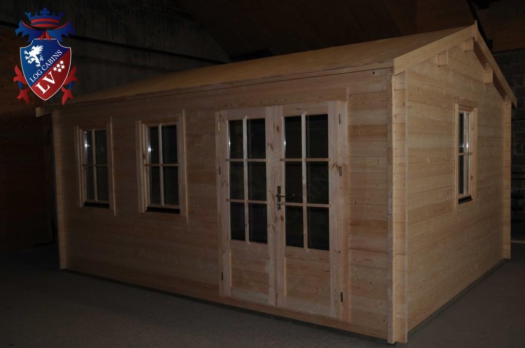 buildings a log cabins 1