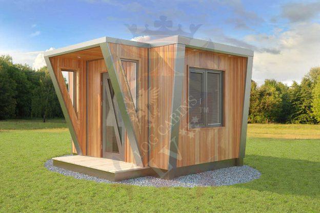 Camping Glamping Pod Unit 2.4m x 4.0m