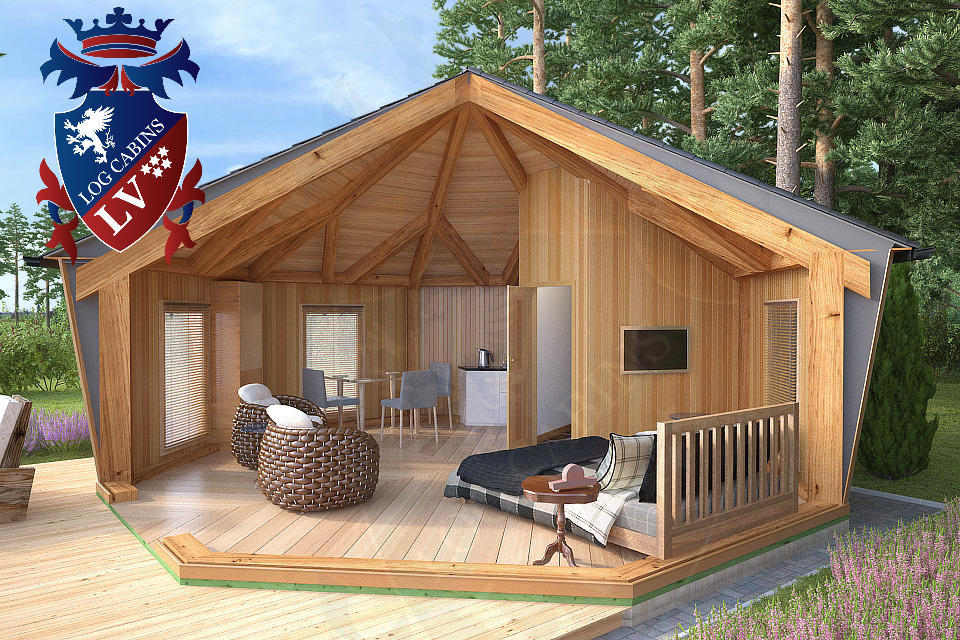 Camping Lodges By Logcabinslv Log Cabins LV Blog