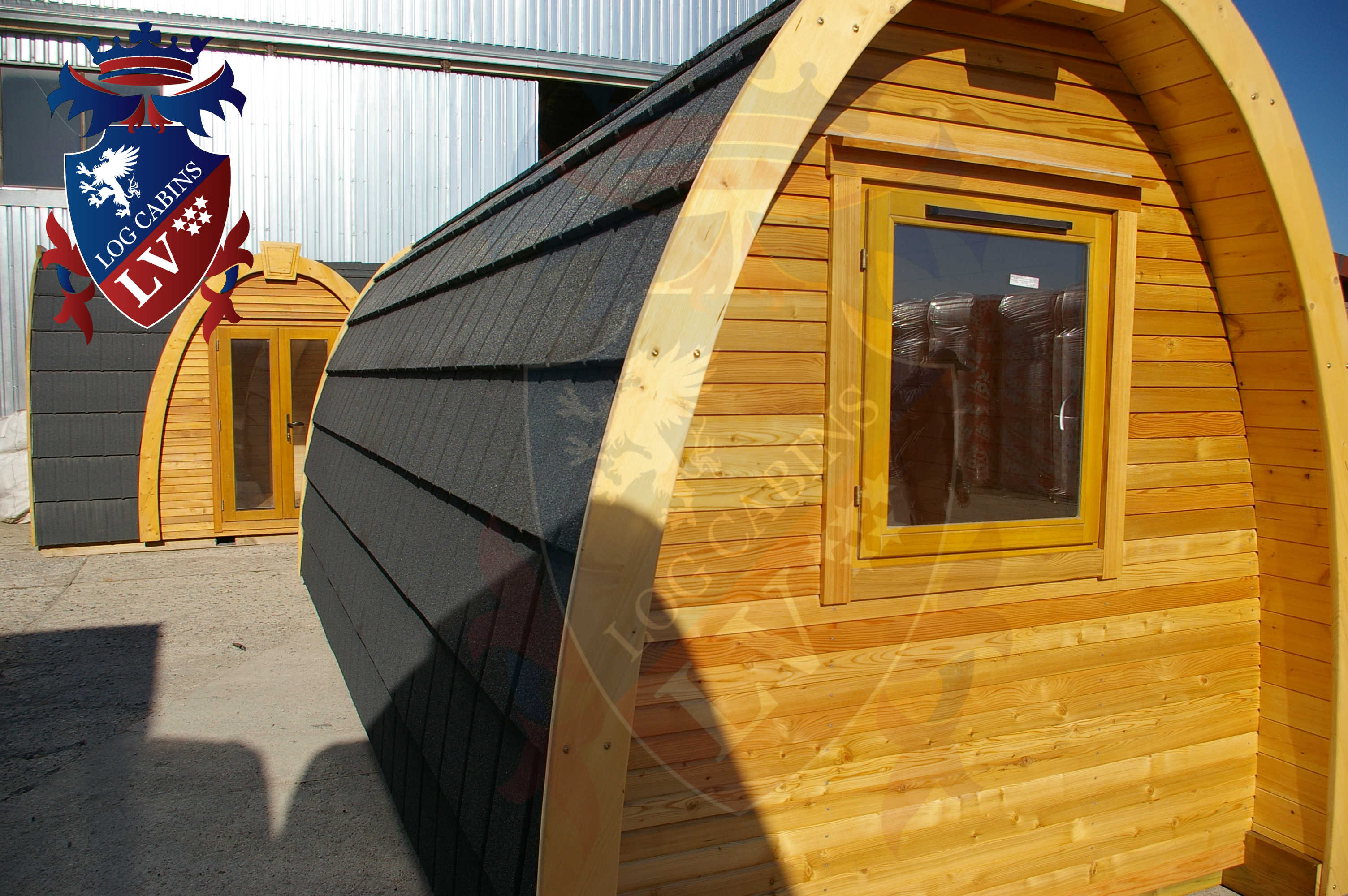 Camping Pods 024