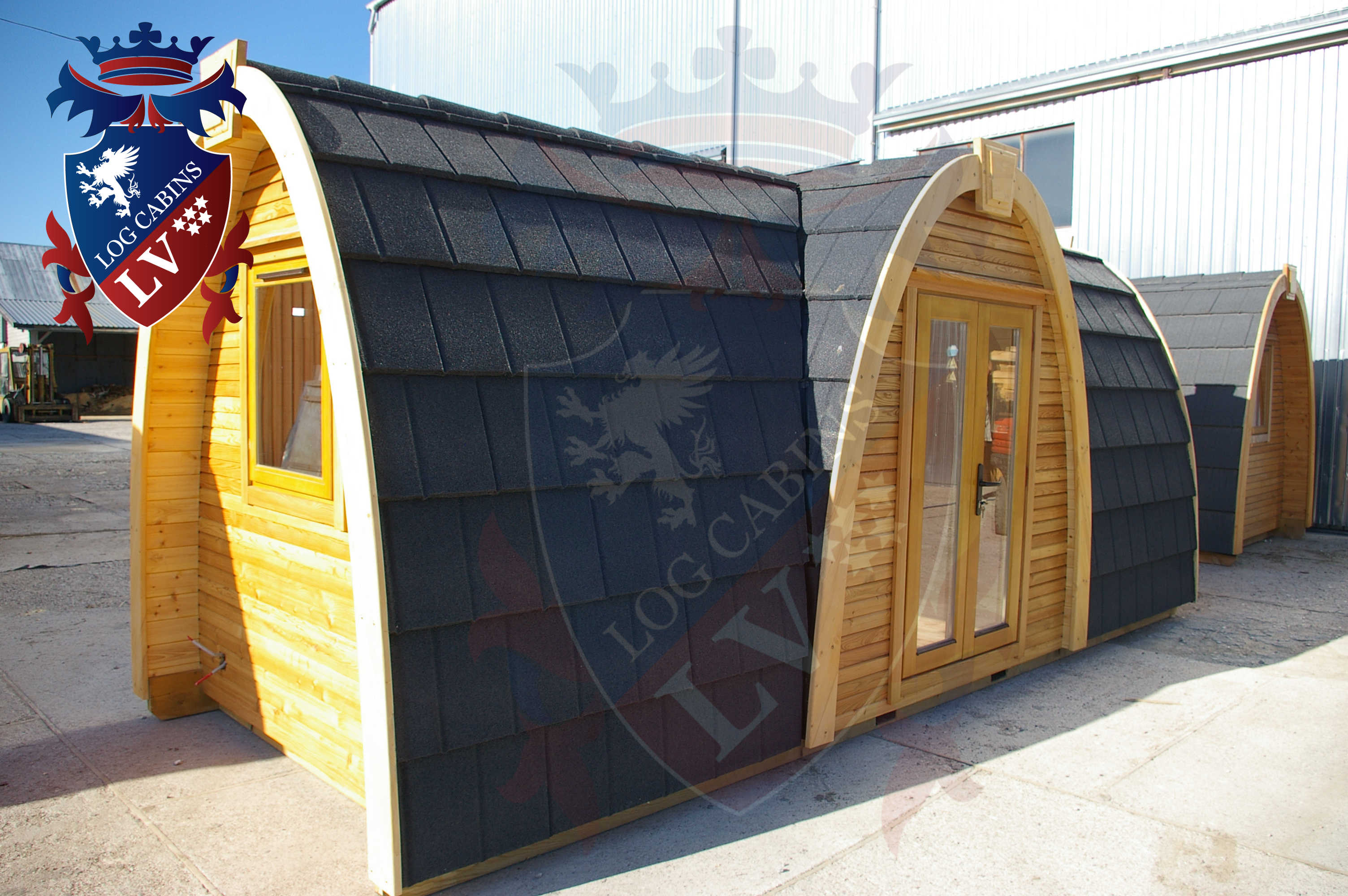 Camping Pods 030