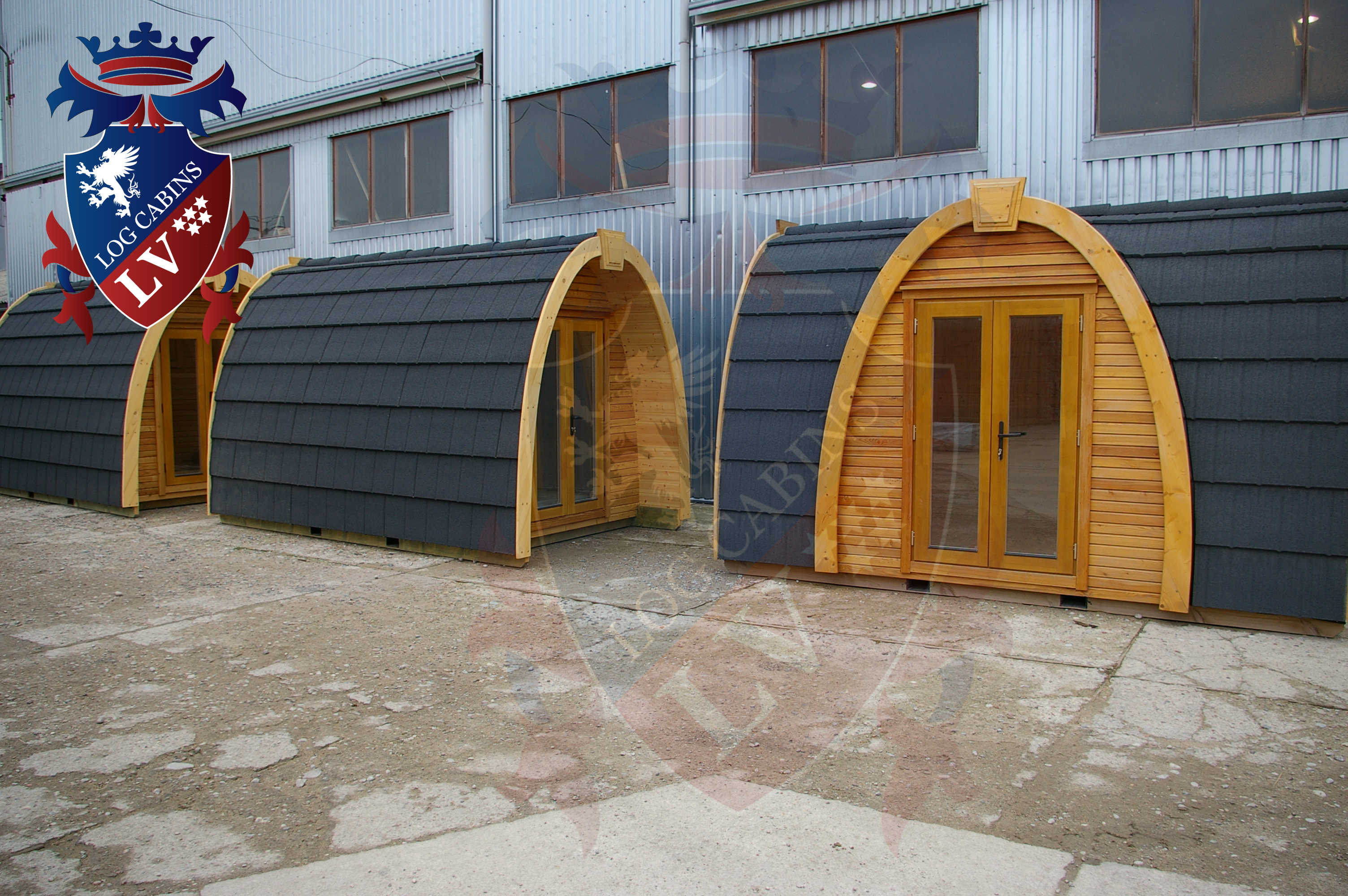 Camping Pods 036