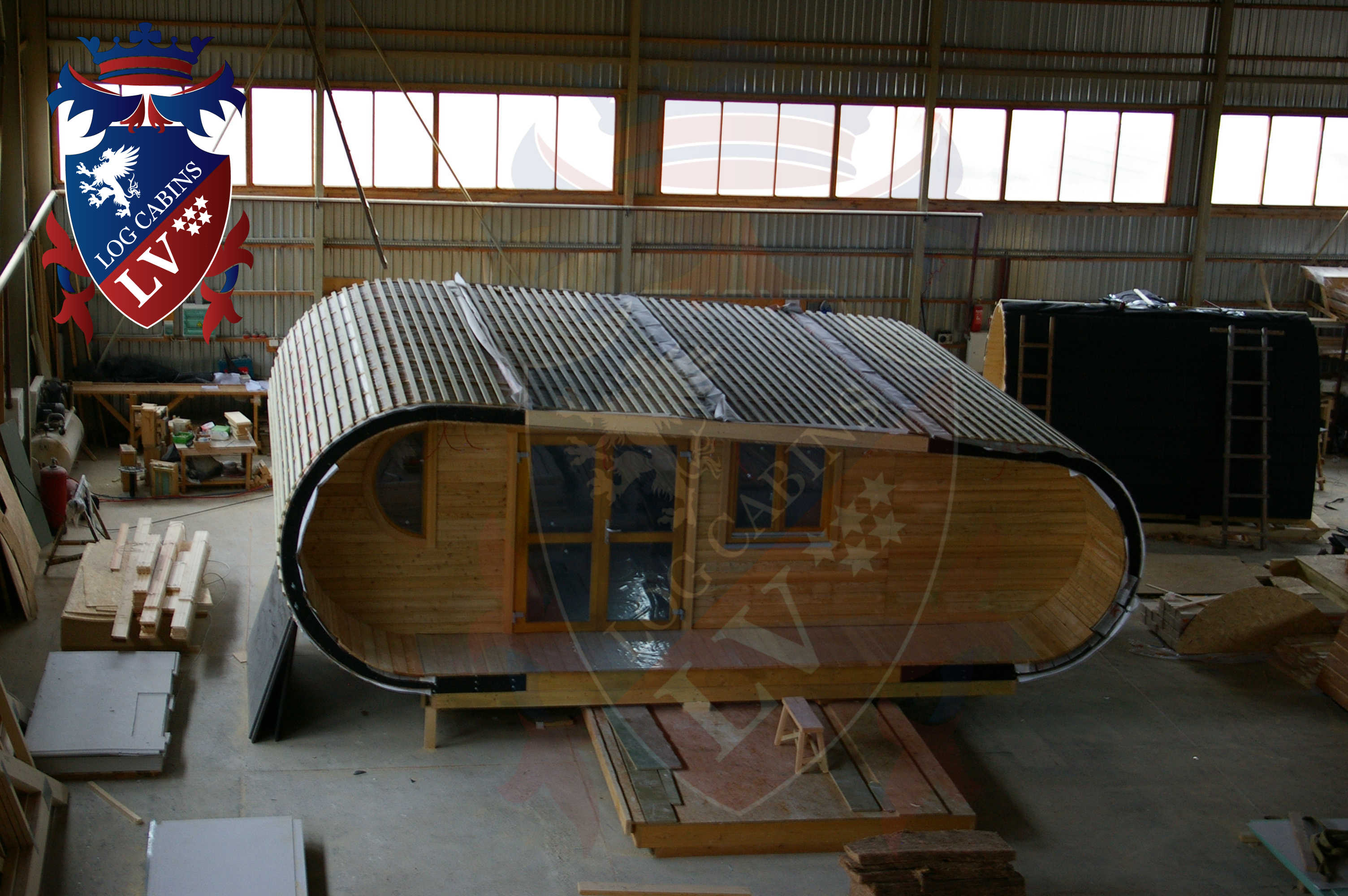 Camping Pods 042