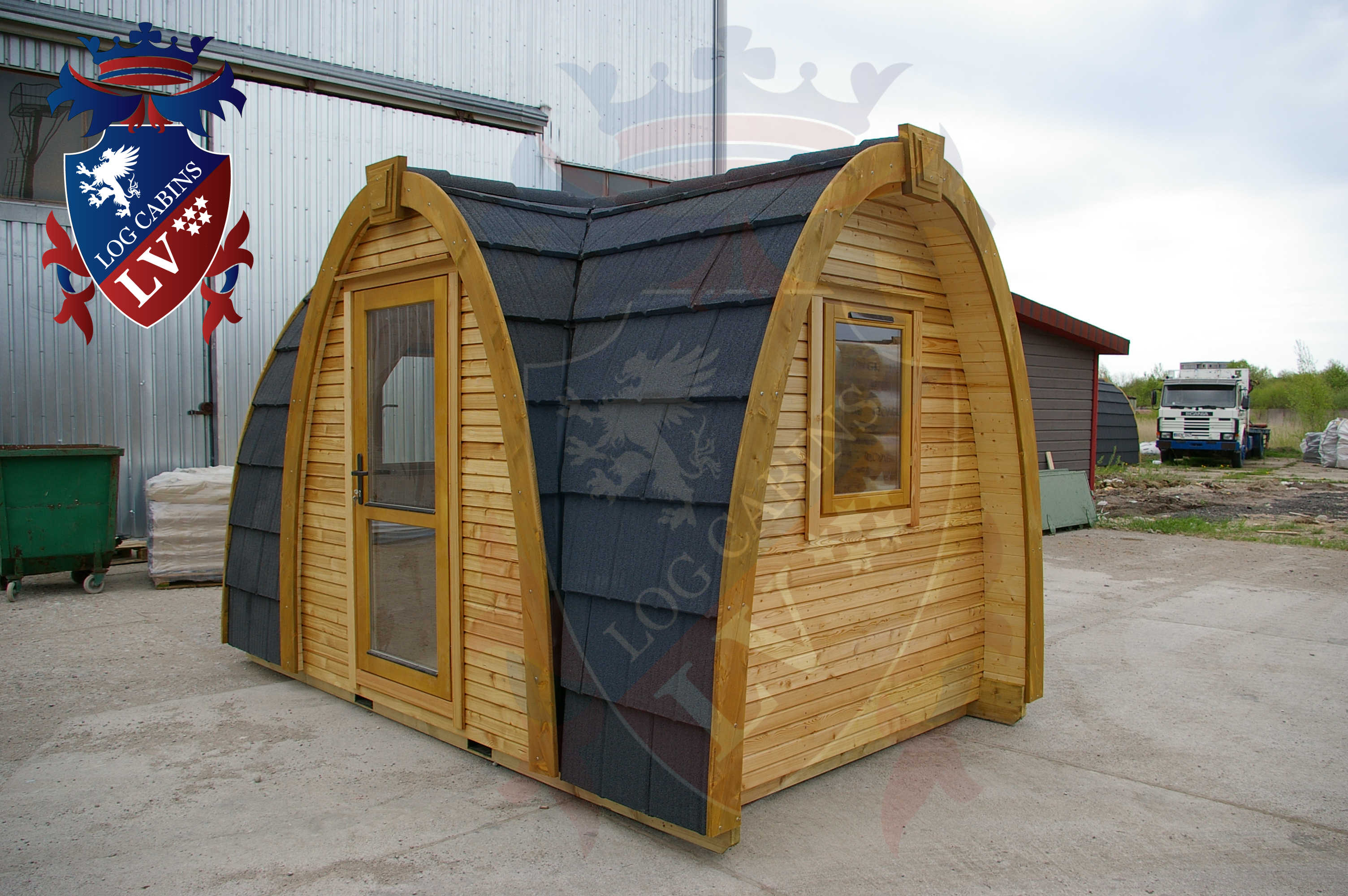 Camping Pods 060