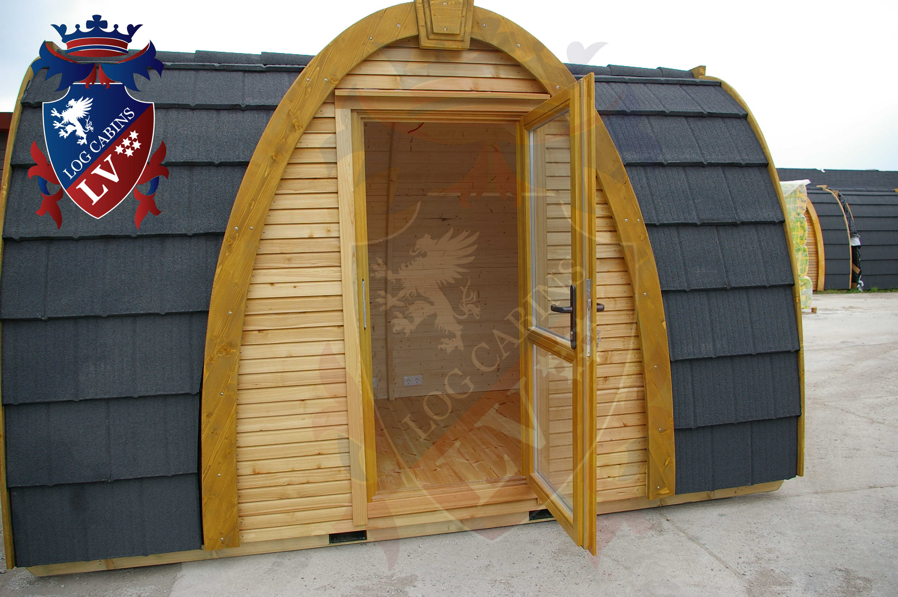 Camping Pods 072