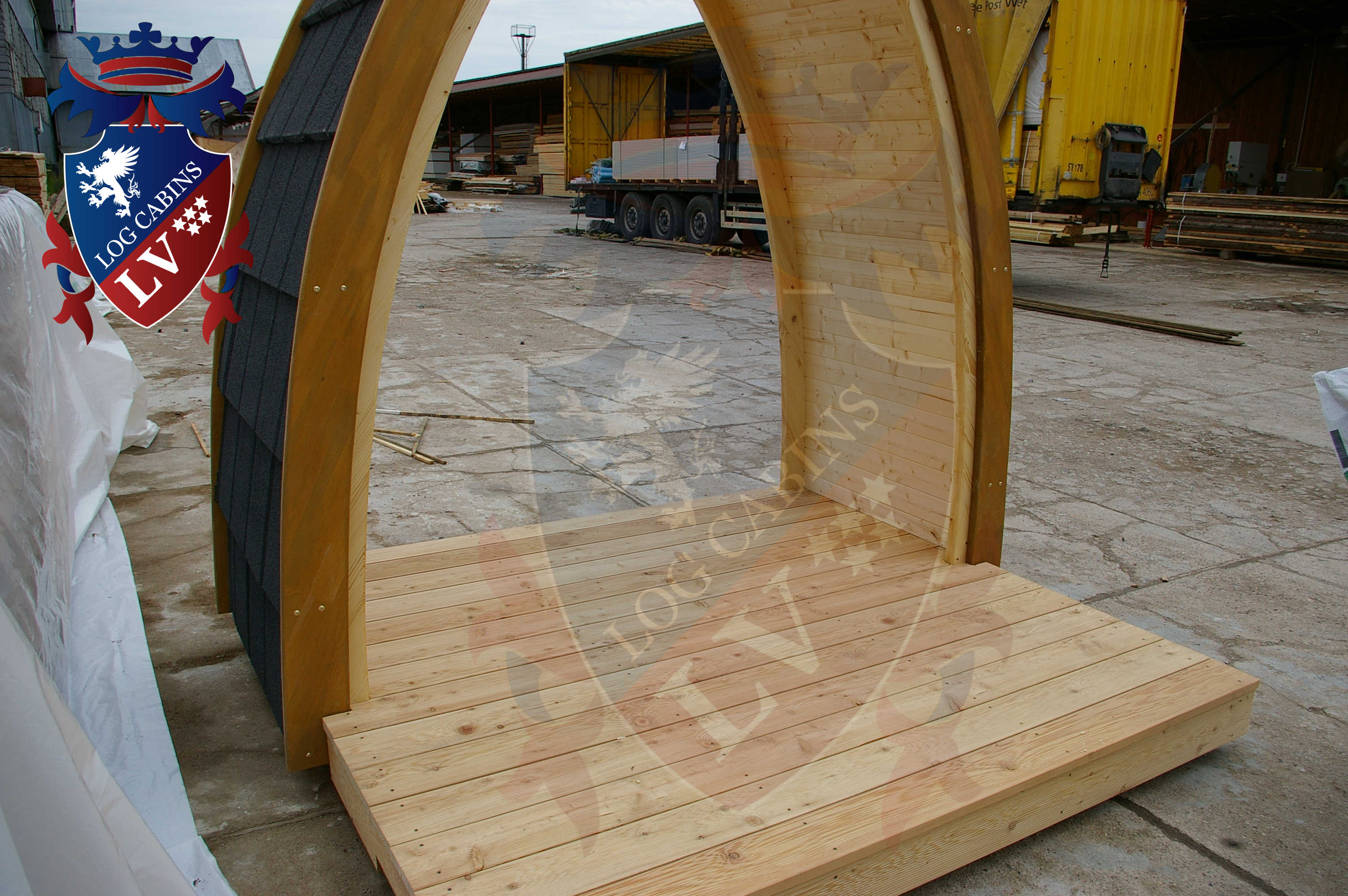 Camping Pods 090