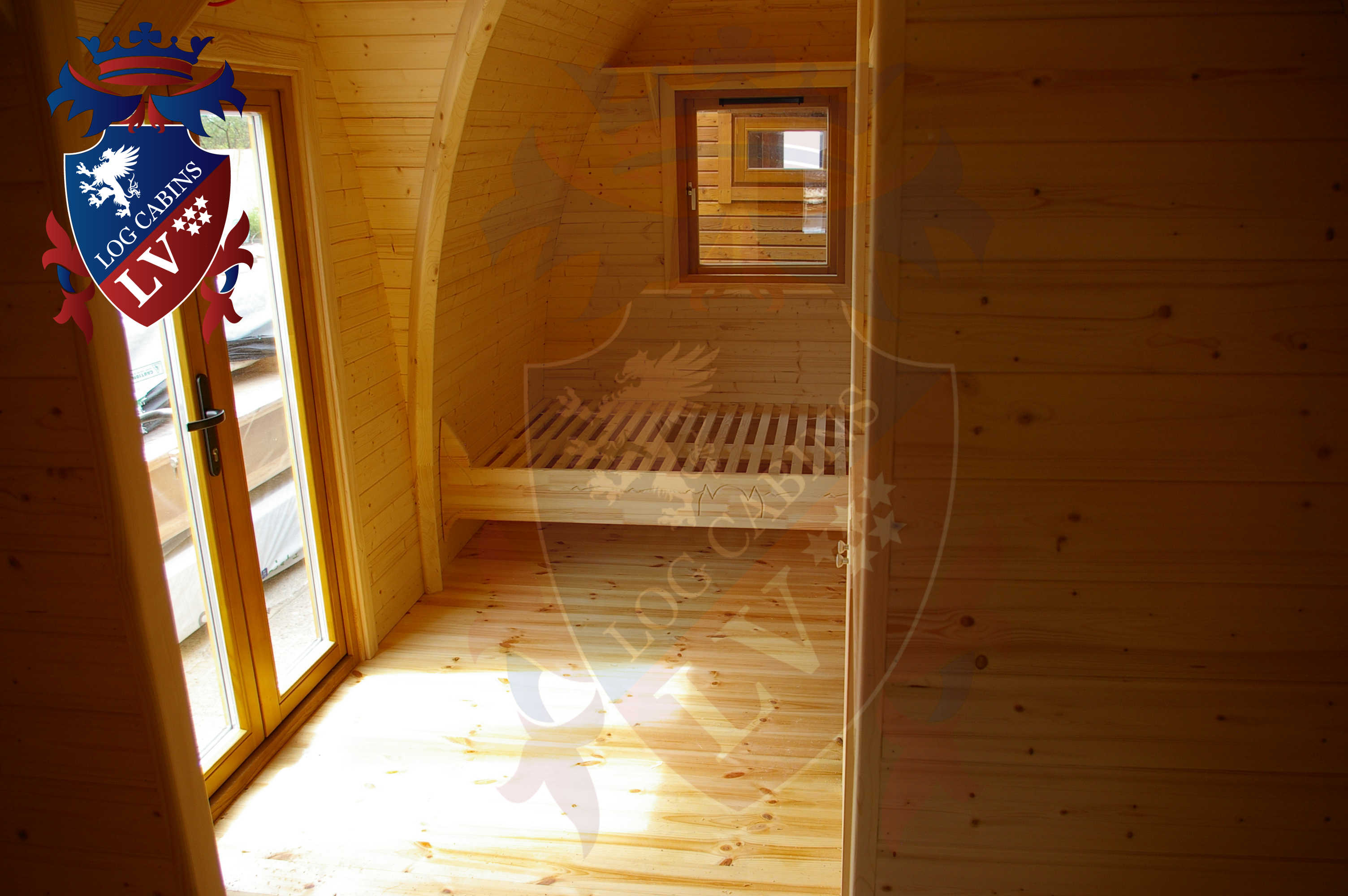 Camping Pods 108