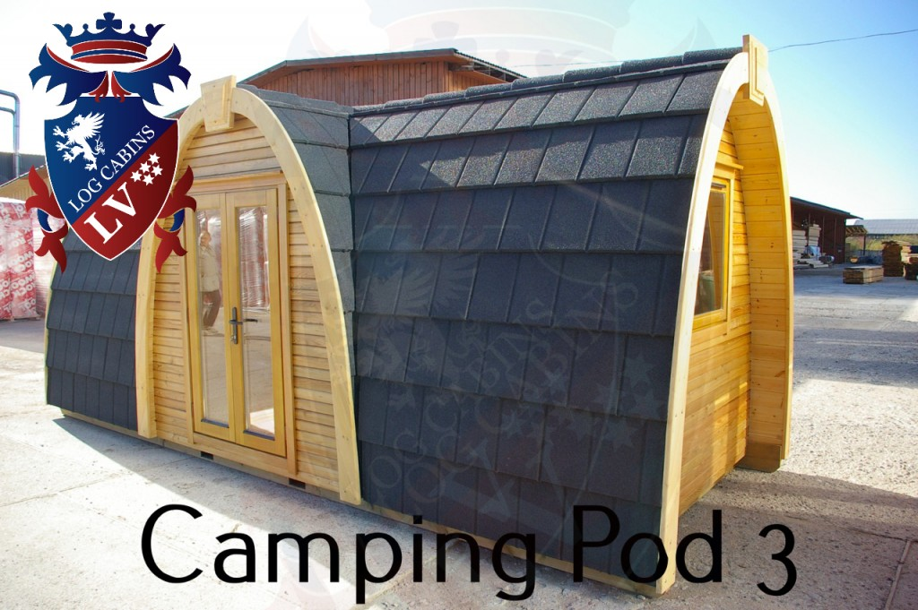 Camping Pods 11
