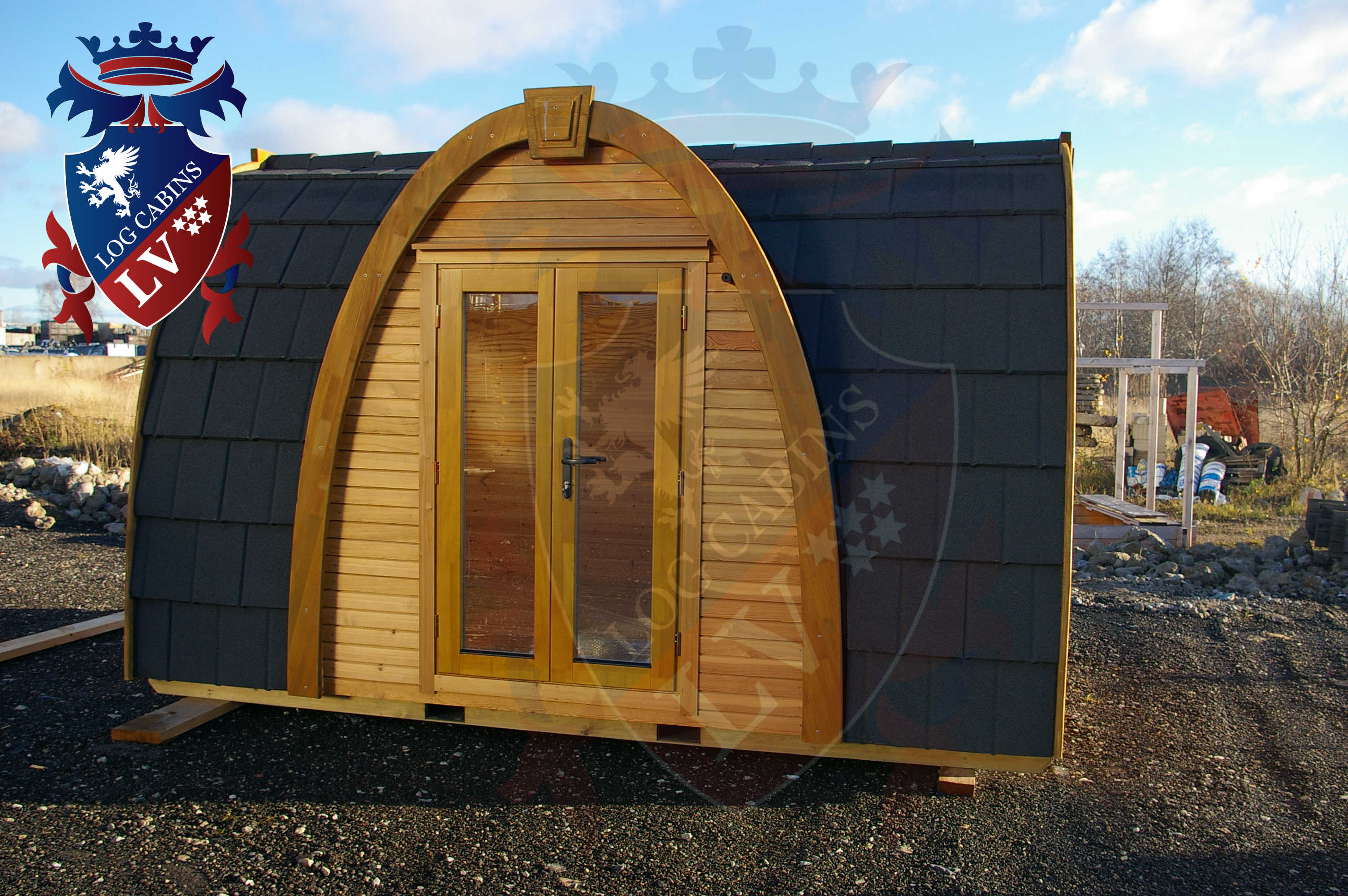 Camping Pods 114