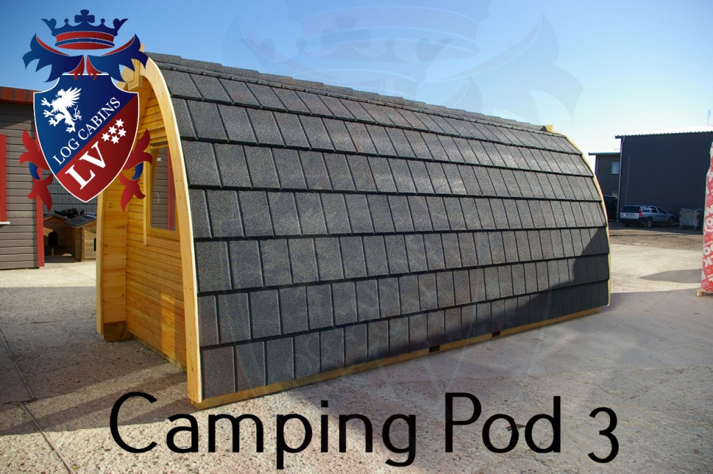 Camping Pods 14
