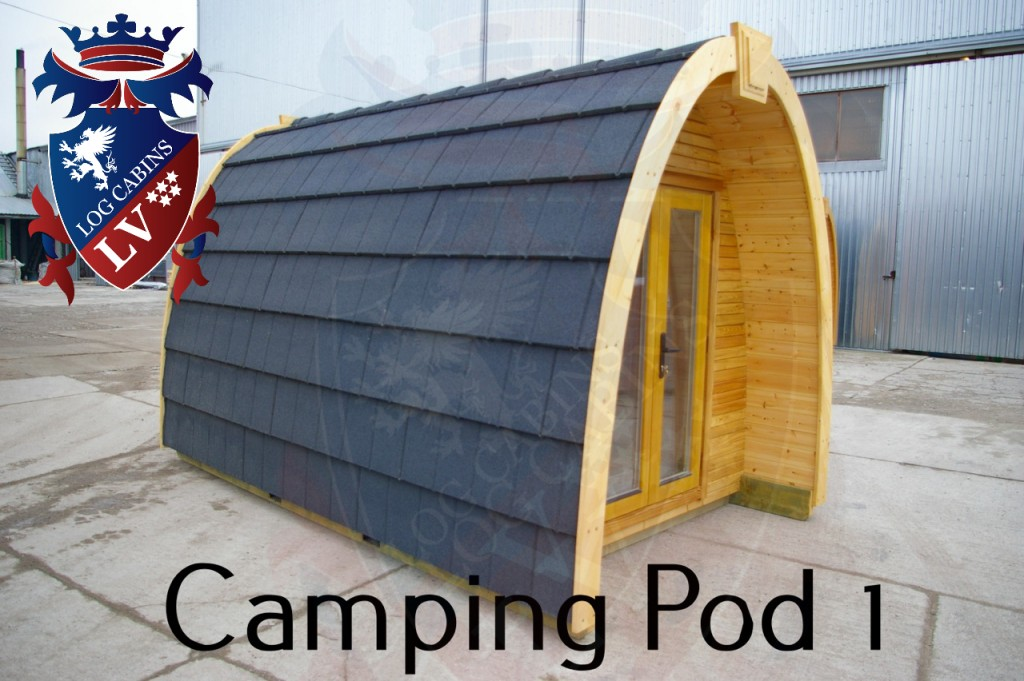 Camping Pods 16