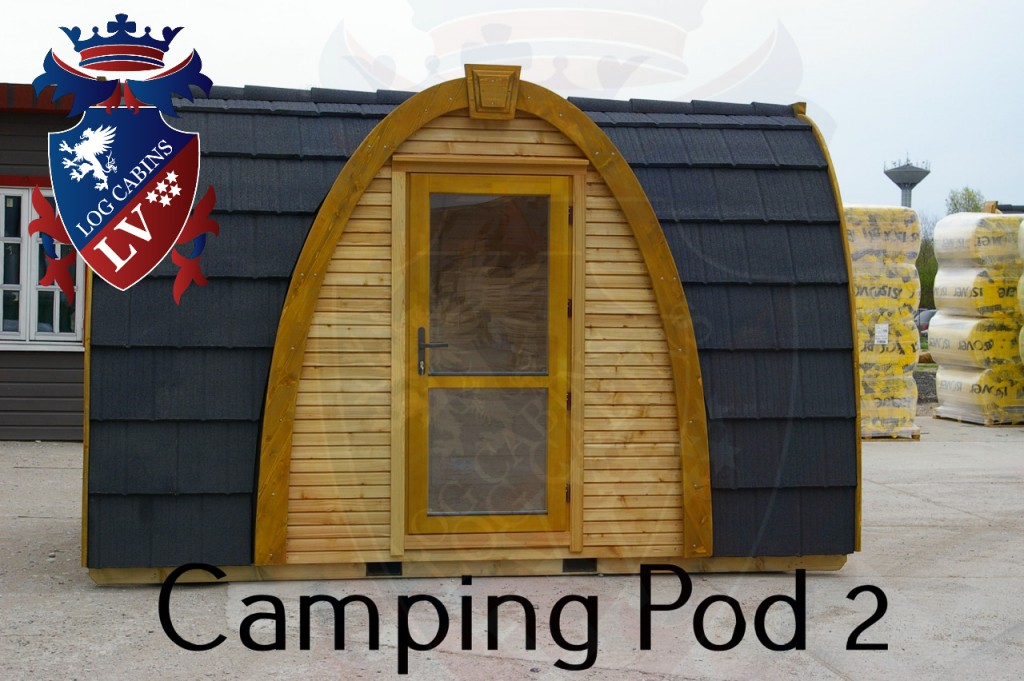Camping Pods 17