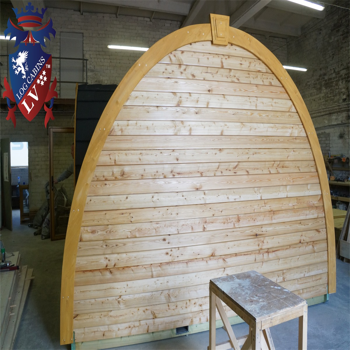 Camping Pods 2