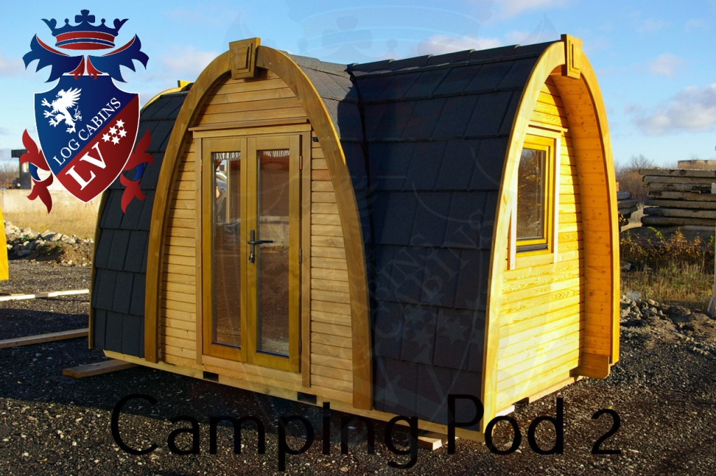 Camping Pods 20