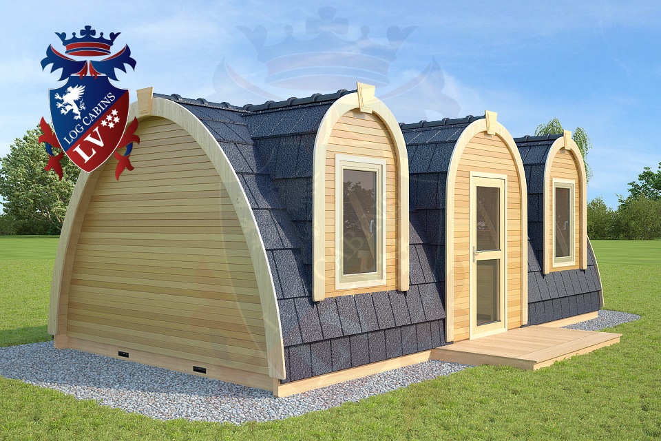 Manufacturing Camping Pods UK