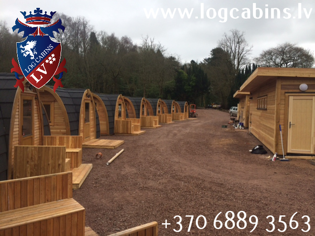 Camping Pods  4