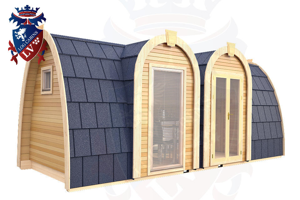 camping pods lv