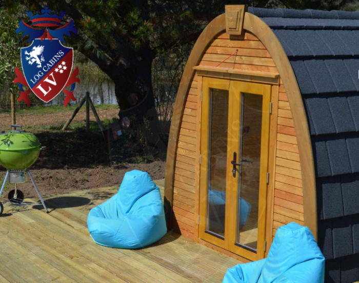 Camping Pods LV 028