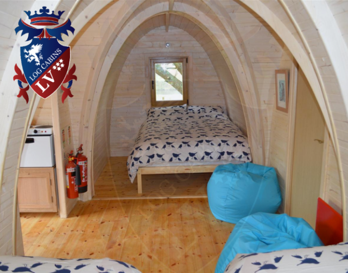 Camping Pods LV 056