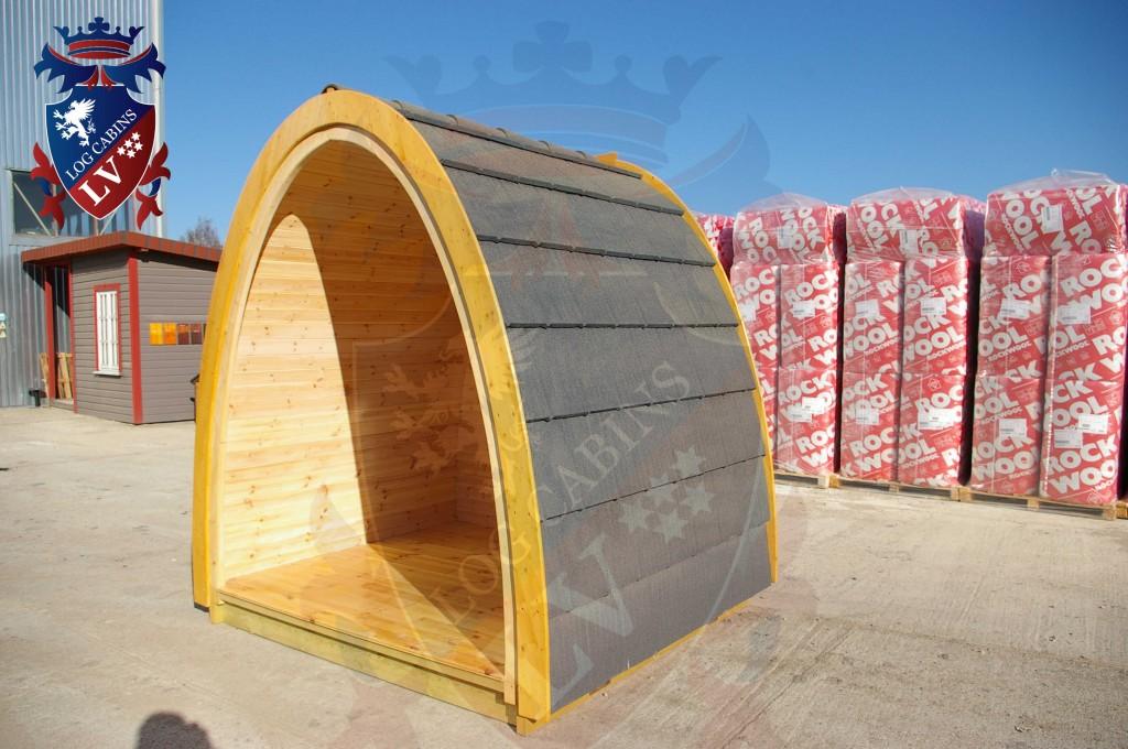 Camping Pods Logcabinslv  044