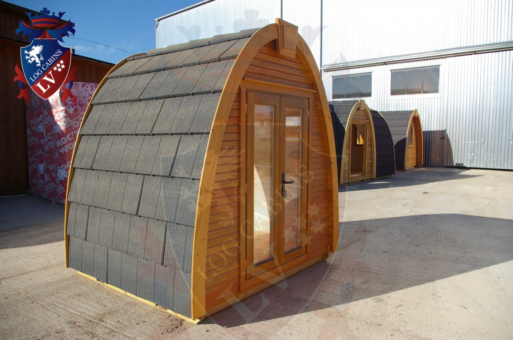 Camping Pods Logcabinslv  049
